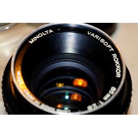 Minolta 85mm 2.8 Varisoft Para Canon Ef O Sony E