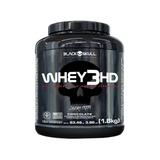 Whey Protein 3hd 1,8kg Black Skull Entrega Rápida