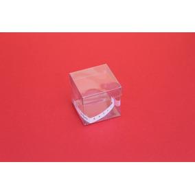 50 Cajas 5x5x5 Cms. De Acetato Cierre Pestaña C/envio Inclui