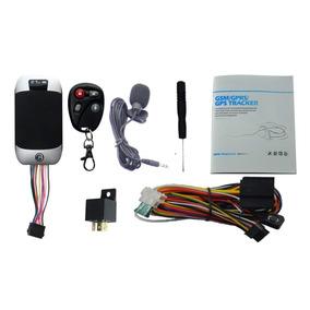 Rastreador Gps/gsm/gprs/sms De Auto C/control Remoto Y Mapa