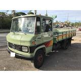 Mb 708 1987/1987 Freio A Ar