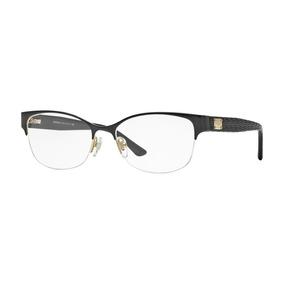 Armacao Oculos Feminino Versace Gatinho - Óculos no Mercado Livre Brasil 117bc17ffb