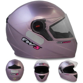 Capacete Feminino Scooter Citycom Limited Gt Fw3 Evolution