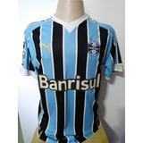 Camisa Do Grêmio Puma Réplica - Futebol no Mercado Livre Brasil 237a1b3091c6b
