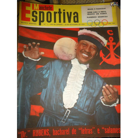 Manchete Esportiva Nº 01 26/11/1955 Nelson Rodrigues Poster
