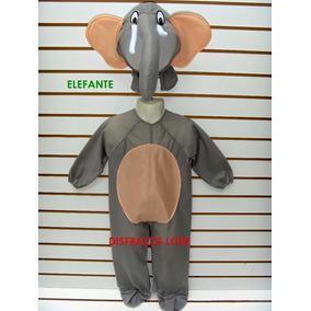 Disfraz De Elefante Animalitos Primavera Leon Catarina Flor