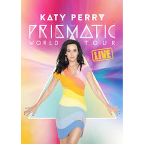 Katy Perry - The Prismatic World Tour Live - Dvd