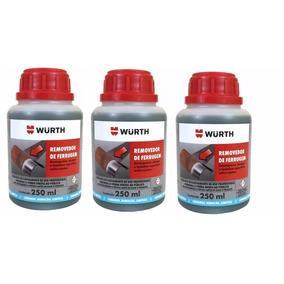 23b0dfbd3315f Removedor De Ferrugem Wurth - Acessórios para Veículos no Mercado ...