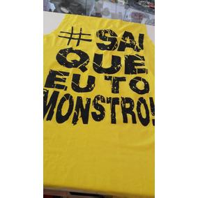 5f8a280ea8 Camisetas e Blusas em Cruzeiro do Oeste no Mercado Livre Brasil