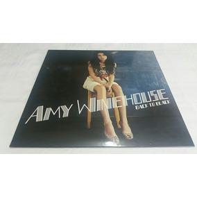 Lp Amy Winehouse - Back To Black Imp.