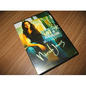 Dvd Norah Jones - Live In New Orleans