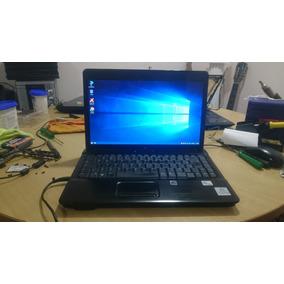 Notebook Compaq 510 Perfeito Revisado Core2duo Bateria Ok