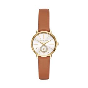 Michael Kors - Reloj Mk2734 Gold-tone Portia Para Mujer
