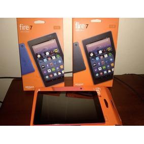 Tablet Amazon Fire 7 Ultima Generacion Recien Llegadas!!