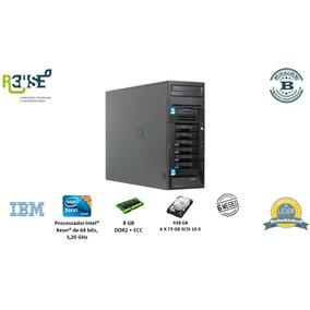 Servidor Torre Ibm Xseries 226 Xeon 3.2 8gb + 438gb #lt.129