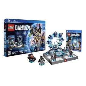 Lego Dimensions Starter Pack 71171 Ps4 - Pronta Entrega