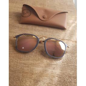 Óculos Ray Ban Original Acetato Rosa Rb 5256 P  Grau - Óculos no ... 174e1242b8