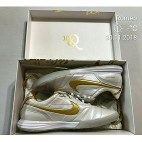 6e17e394276fe Tennis Zapatos Nike Ronaldinho R10 No Messi adidas Ronaldo. Usado -  Distrito Federal · Nike Tiempo Ronaldinho R10