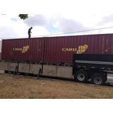 Contêiner Marítimo - 6 E 12 Metros - Campo Grande / Ms