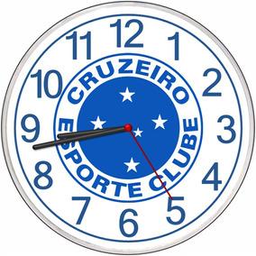 8197c9ccfa8 Relógio De Parede Do Cruzeiro Esporte Clube Decorativo Novo