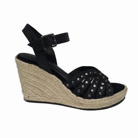 Arpillera De Yute Femenino Taco Chino - Zapatos en Mercado Libre ... 6ea01855294