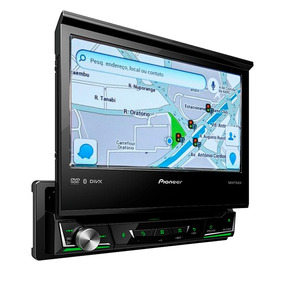 Dvd Player Automotivo Pioneer Avh-z7180tv 7 Polegadas