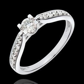 a4bdf09ad9a Anel Solitário Diamante De 25 Pontos - Joias e Bijuterias no Mercado ...