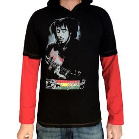 Camiseta Long Line Com Capuz Kawipii - Calçados 763e1d977e1
