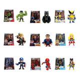 Muñecos Jada Super Heroes Marvel Liga Justicia Hombre Araña