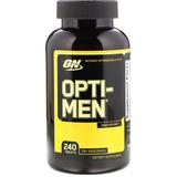 Optimen Opti-men (240 Tablets) Optimum Nutriton Garantia Usa
