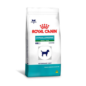 Ração Royal Canin Canine Veterinary Diet Hypoallergenic Smal