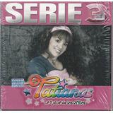 Tatiana La Reina De Los Niños Serie 3 Disco Triple Nacional