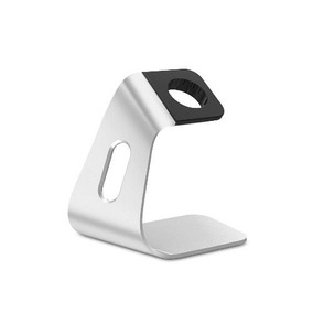 Suporte Base Aluminio Watch Iphone Dock Samsung Carregador