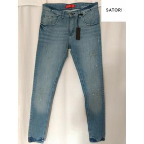 Jeans Elastizado Chupin Satori
