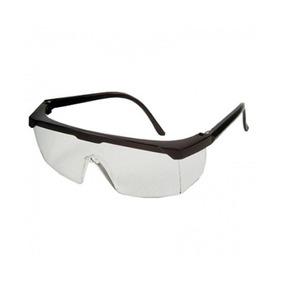 Óculos Proteção Incolor Modelo Fenix- Anti-risco - Qualidade 6b872f633f
