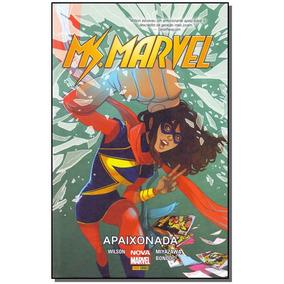 Hq - Ms. Marvel - Apaixonada - Completo Em Pdf