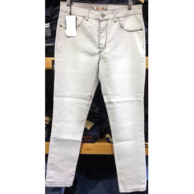 Pantalon Jean Chupin Elastizado Nutech T 56