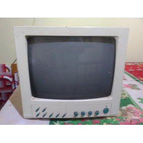 Espectacular Monitor Camaras Cctv!!! Vintage