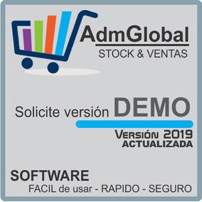 Demo - Punto De Venta Software Admglobal Factura Electrónica
