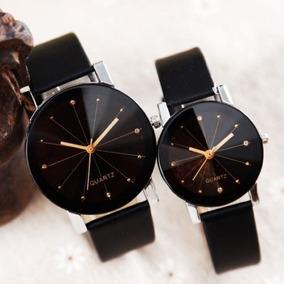 Relojes De Pareja Couple Watches Hombre - Mujer -2pcs