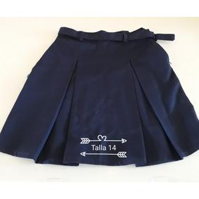 Faldas Escolares Plisadas - Faldas Niñas en Carabobo en Mercado ... 023db48d35c4