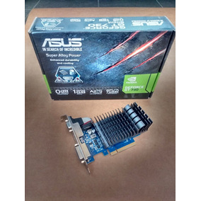 Nvidia Geforce Gt 730 By Asus. Nueva. Fornite