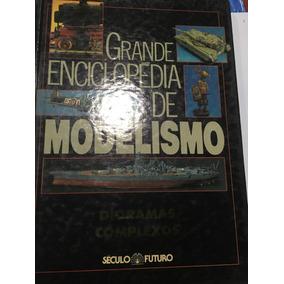 Coleção Grande Enciclopédia De Modelismos - 11 Livros