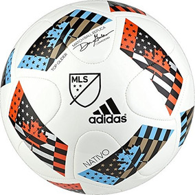 Balón De Fútbol adidas Performance 2016 Mls Top Glider 05b8d82ea806c