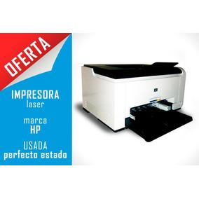 Impresora Hp Laser Cp1025nw