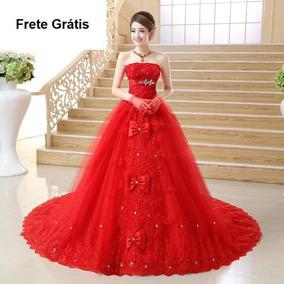 Vestido De Noivas 173503 Casamento Barato Extra Grande