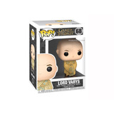 Funko Pop Game Of Thrones Lord Varys 68 Original Scarletkids