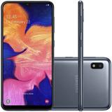Celular Samsung A10 Preto 32gb 6.2