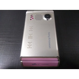 Celular Sony Prata/rosa