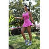 (olg) Ropa Deportiva Vestido Jumpsuit